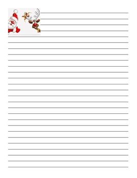 Christmas Snowball Writing