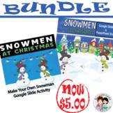 Christmas: Snowmen at Christmas Bundle