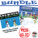 Christmas: Snowmen at Christmas Book Bundle