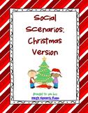 Christmas Social Scenarios