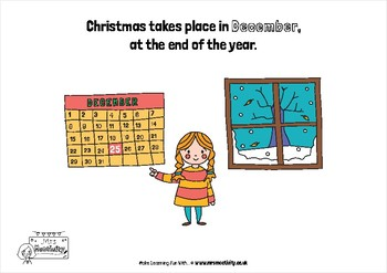 Christmas Social Story