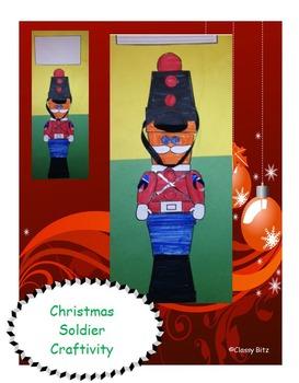 Christmas Soldier Craftivity