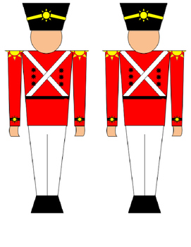 Christmas Soldier decoration