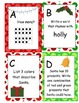 Christmas Solve the Room/ Write the Room