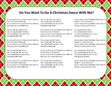 Christmas Song - Christmas Dance + Sing-Along Track (mp3)