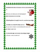 Christmas Song Grammar Activity