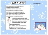 Christmas Song: Let it Snow