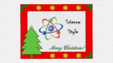 Christmas Song Parody for Physical Science