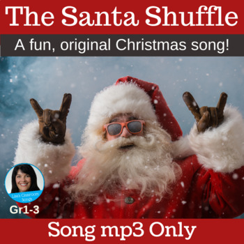 "Christmas Song | ""The Santa Shuffle"" by Lisa Gillam 