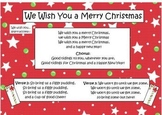 Christmas Song: We Wish You a Merry Christmas