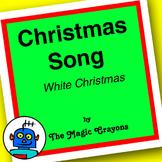 English Christmas Song 2 for ESL, EFL, Kindergarten. Xmas Present,Happy New Year