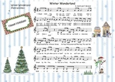 Christmas Song: Winter Wonderland