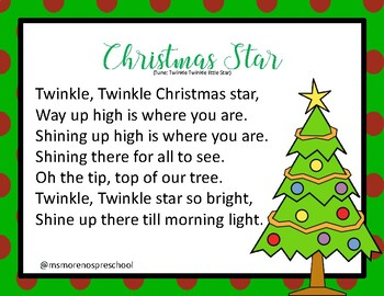 Christmas Songs Booklet