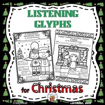 Christmas Songs (Listening Glyphs)