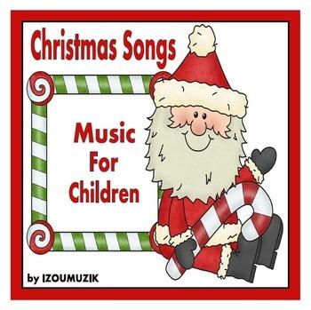 Christmas Music For Children-10 Original & Joyful Songs+10 Sing-Along (in mp3)