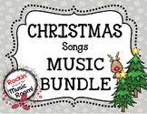 Christmas Songs: Set #1 (Total of 7 Songs)