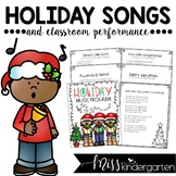 Christmas Songs and Other Holidays Around the World