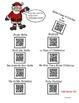Freebie Christmas Songs Listening Center using QR Codes