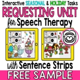 Articulation & Phonemic Awareness: Christmas Sound Challen