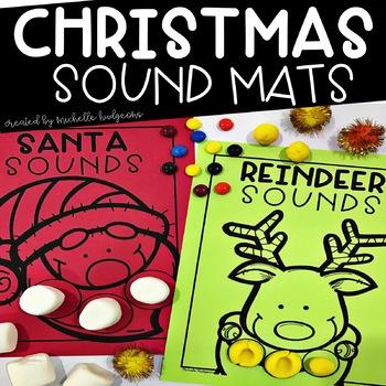 Christmas Sound Mats : Christmas FREE