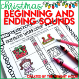 Beginning and Ending Sounds for Christmas