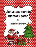 Christmas Sounds Memory Game