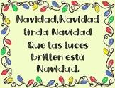 Christmas Spanish Chant