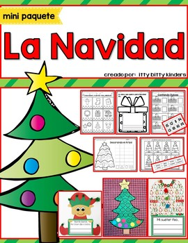 Christmas Spanish, Elf, Countdown Ugly Sweater