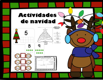 Navidad/Christmas Spanish Unit- Subject Areas Covered