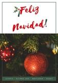 Christmas (Spanish unit) / Navidad / Navidades - Juegos y