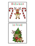 Christmas Spatial Concepts - Where is Rudolph?