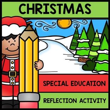 Christmas - Special Educaton - Life Skills - Reading - Writing - Holidays
