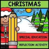Christmas - Special Educaton - Life Skills - Reading - Writing - Holidays