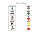 Christmas Speech Language Therapy Materials  (Autism and L