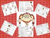 Christmas Spelling - 1st Grade