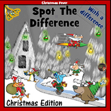 Christmas - Spot The Difference