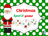 Christmas Spot-it Game - Jeu Spot-it de Noël