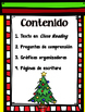 Christmas Stand Up Report in Spanish