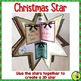 Christmas Star Ornaments and Display Craft 3D