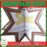Christmas Star Ornament 3D