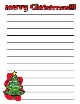 Christmas Stationary Set!!!