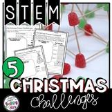 STEM Christmas Challenges