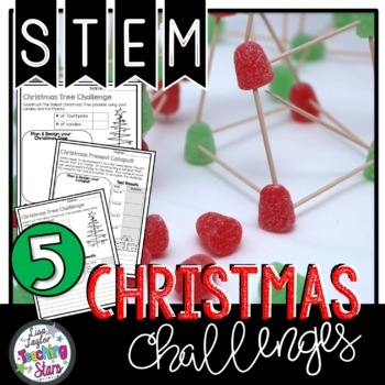 STEM Christmas Challenges