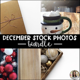 Christmas Stock Photos BUNDLE: Pinterest and Instagram Mar