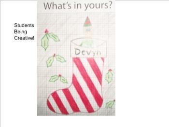 Christmas Stocking Graph