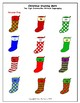 Christmas Stocking Math Two Digit Subtraction Without Regrouping