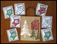 Christmas Stocking Number Card Activities
