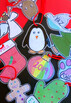 Christmas Stocking & Ornaments Paper Crafts
