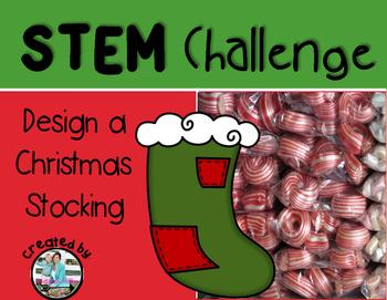 Christmas Stocking STEM Engineering Challenge
