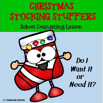 Christmas Stocking Stuffers: Is It A Want or Need Lesson